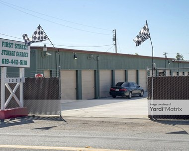 Image for First Street Storage - 1228 North 1st Street, CA