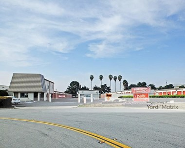 Image for Public Storage - 14861 Franklin Avenue, CA