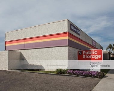 Image for Public Storage - 1725 Pomona Avenue, CA