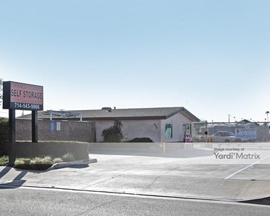 Image for Orange County Self Storage - 280 North Sullivan Street, CA