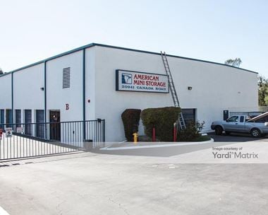Storage Units for Rent available at 20941 Canada Road, Lake Forest, CA 92630