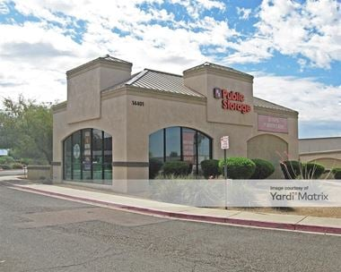 Storage Units for Rent available at 14401 North Hayden Road, Scottsdale, AZ 85260