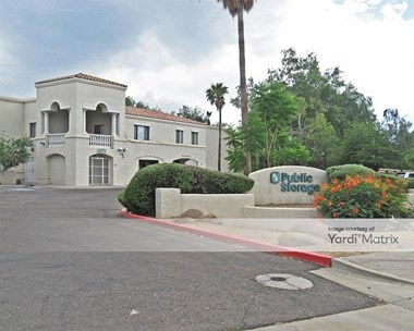 Storage Units for Rent available at 6875 East Becker Lane, Scottsdale, AZ 85254 Photo Gallery 1