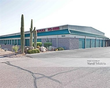 Image for A Storage Place - 1551 North Arizona Blvd, AZ