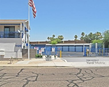 Image for Arizona Storage Inns - 1120 East Phelps Road, AZ