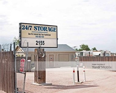 Storage Units for Rent available at 2155 East Old West Hwy, Apache Junction, AZ 85119