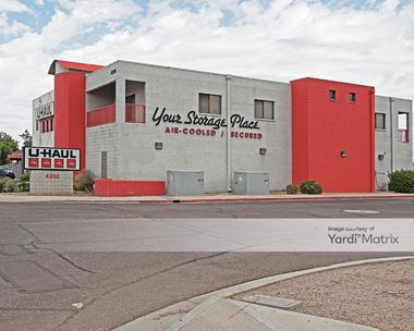Storage Units for Rent available at 4950 East McDowell Road, Phoenix, AZ 85008 Photo Gallery 1