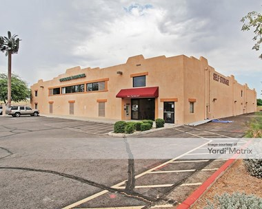 Storage Units for Rent available at 13246 West Mcdowell Road, Goodyear, AZ 85395 Photo Gallery 1