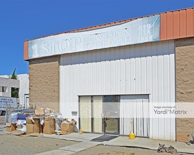 Image for One Stop Moving & Storage - 6260 Marindustry Drive, CA