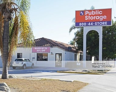 Storage Units for Rent available at 10792 Knott Avenue, Stanton, CA 90680 Photo Gallery 1