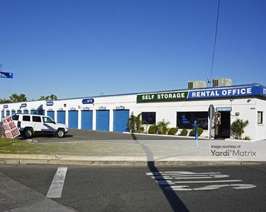 Storage Units for Rent available at 10850 Beach Blvd, Stanton, CA 90680