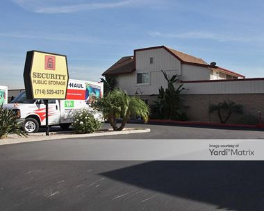 Storage Units for Rent available at 502 Apollo Street, Brea, CA 92821