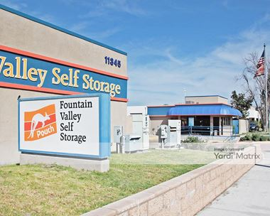 Storage Units for Rent available at 11345 Slater Avenue, Fountain Valley, CA 92708