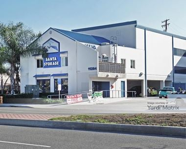 Storage Units for Rent available at 11284 Westminster Avenue, Garden Grove, CA 92843
