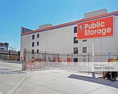 Image for Public Storage - 1702 South San Pedro Street, CA