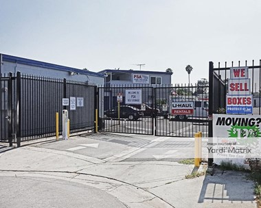 Image for PSA Self Storage - 8000 South Artson Street, CA