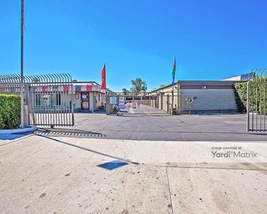 Storage Units for Rent available at 10212 East Valley Blvd, El Monte, CA 91731