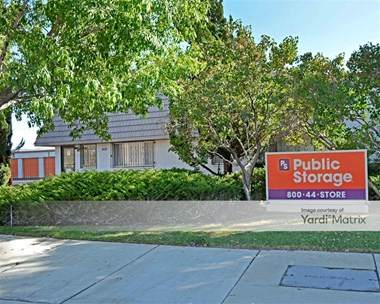 Image for Public Storage - 39501 5th Street West, CA