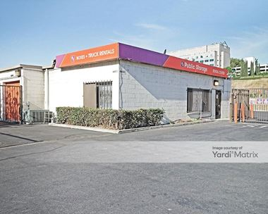Storage Units for Rent available at 4400 Ramona Blvd, Monterey Park, CA 91754