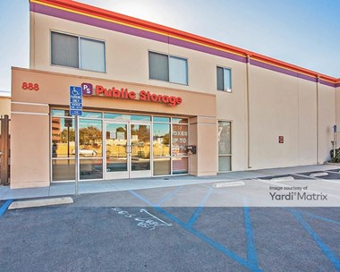 Image for Public Storage - 888 South Fair Oaks Avenue, CA