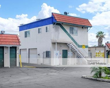 Storage Units for Rent available at 2680 North Garey Avenue, Pomona, CA 91767