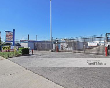 Storage Units for Rent available at 13443 Rosecrans Avenue, Santa Fe Springs, CA 90670