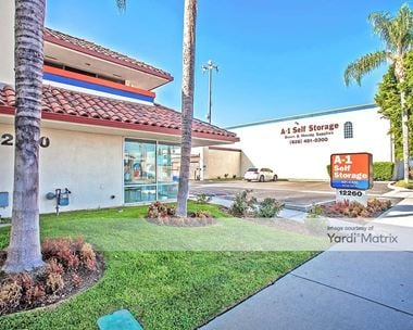 Storage Units for Rent available at 12260 Garvey Avenue, El Monte, CA 91732
