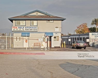 Image for PSA Self Storage - 600 South Garfield Avenue, CA