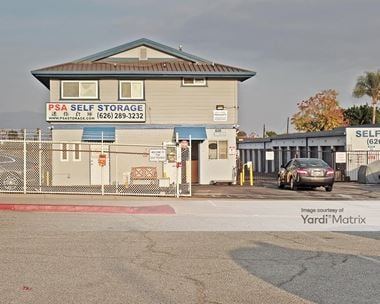 Storage Units for Rent available at 600 South Garfield Avenue, Alhambra, CA 91801