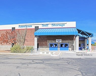 Image for American Self Storage - 2501 South Wilmot Road, AZ