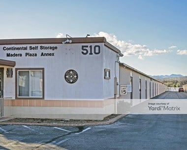 Image for Continental Self Storage - 520 East Whitehouse Canyon Road, AZ
