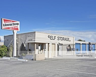 Image for A Alvernon Mini Storage - 1625 South Alvernon Way, AZ