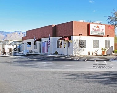 Image for A Family Discount Storage - 8801 East Tanque Verde Road, AZ