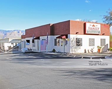 Storage Units for Rent available at 8801 East Tanque Verde Road, Tucson, AZ 85749 Photo Gallery 1