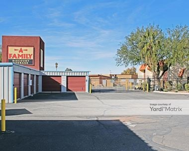 Image for A Family Discount Storage - 8125 East 22nd Street, AZ