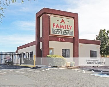 Image for A Family Discount Storage - 3745 South Kolb Road, AZ