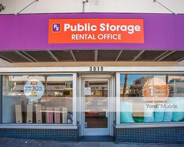 Storage Units for Rent available at 3010 Wilshire Blvd, Santa Monica, CA 90403