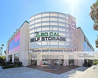 Storage Units for Rent available at 5900 Hollywood Blvd, Hollywood, CA 90028 Photo Gallery 1