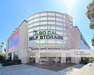 Image for SoCal Self Storage - 5900 Hollywood Blvd, CA
