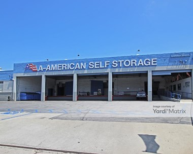 Image for A - American Self Storage - 2300 Federal Avenue, CA