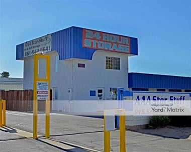 Storage Units for Rent available at 42133 Challenger Way, Lancaster, CA 93535 Photo Gallery 1