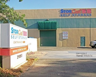 Image for StorCal Self Storage - 21051 Oxnard Street, CA