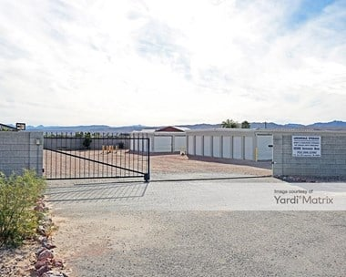 Storage Units for Rent available at 1595 Jensen Street, Logandale, NV 89021 Photo Gallery 1