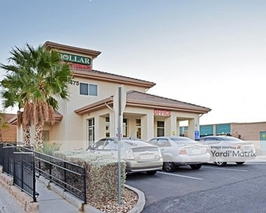Storage Units for Rent available at 1475 American Pacific Drive, Henderson, NV 89074 Photo Gallery 1