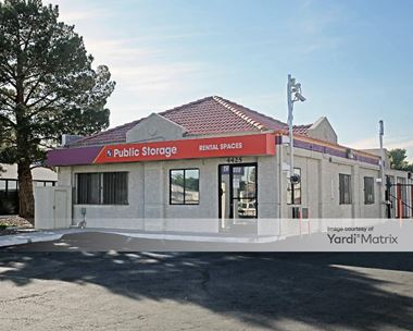 Storage Units for Rent available at 4425 South Eastern Avenue, Las Vegas, NV 89119