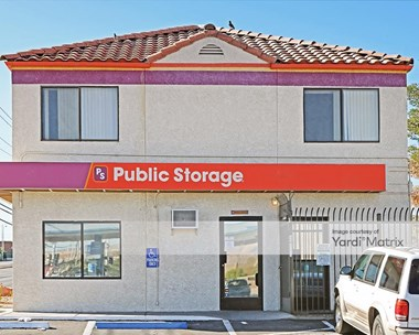 Image for Public Storage - 3851 East Charleston Blvd, NV