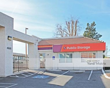 Storage Units for Rent available at 4685 East Tropicana Avenue, Las Vegas, NV 89121