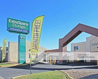 Storage Units for Rent available at 6175 West Tropicana Avenue, Las Vegas, NV 89103