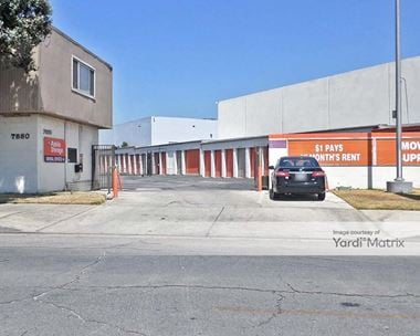 Storage Units for Rent available at 7880 San Fernando Road, Sun Valley, CA 91352