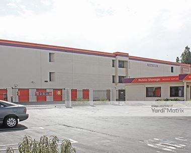 Storage Units for Rent available at 4820 San Fernando Road, Glendale, CA 91204